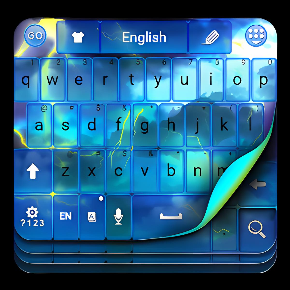 Tormenta Keyboard Theme
