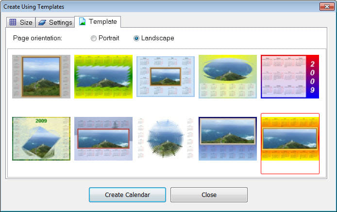 Photo Calendar Maker - Download