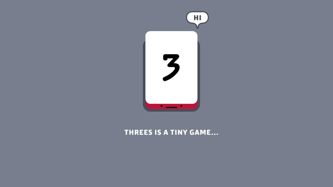 Threes!