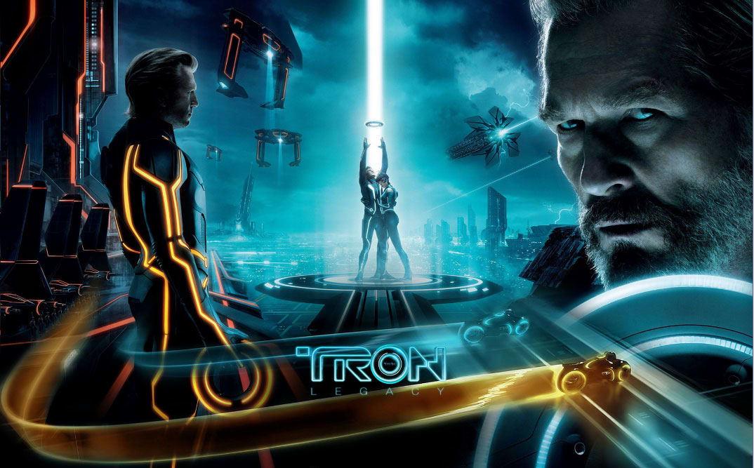 Tron Legacy Theme
