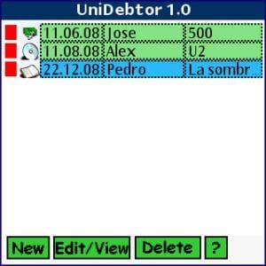 UniDebtor