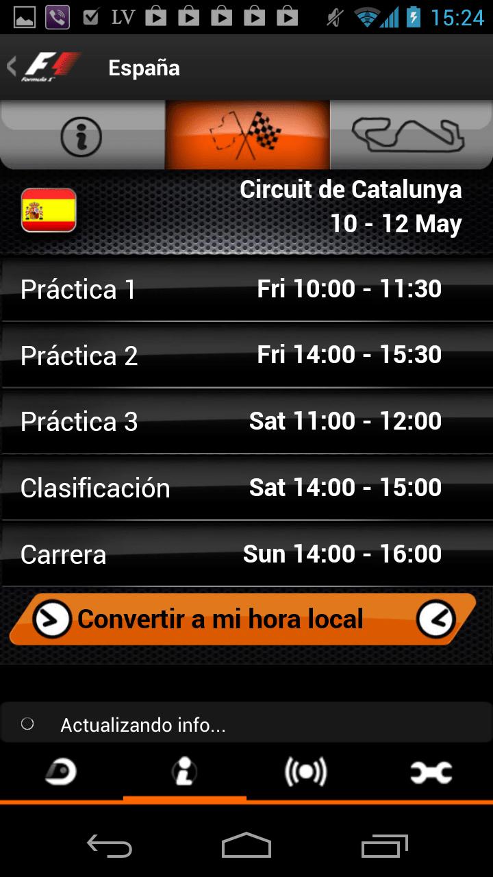 F1™ 2013 Timing App