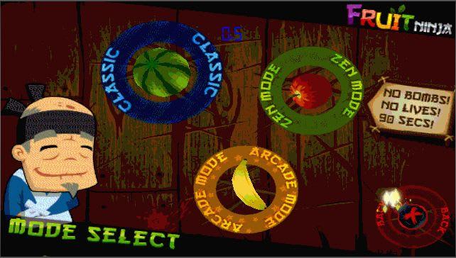 download fruit ninja for symbian