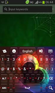 Pasión Keyboard