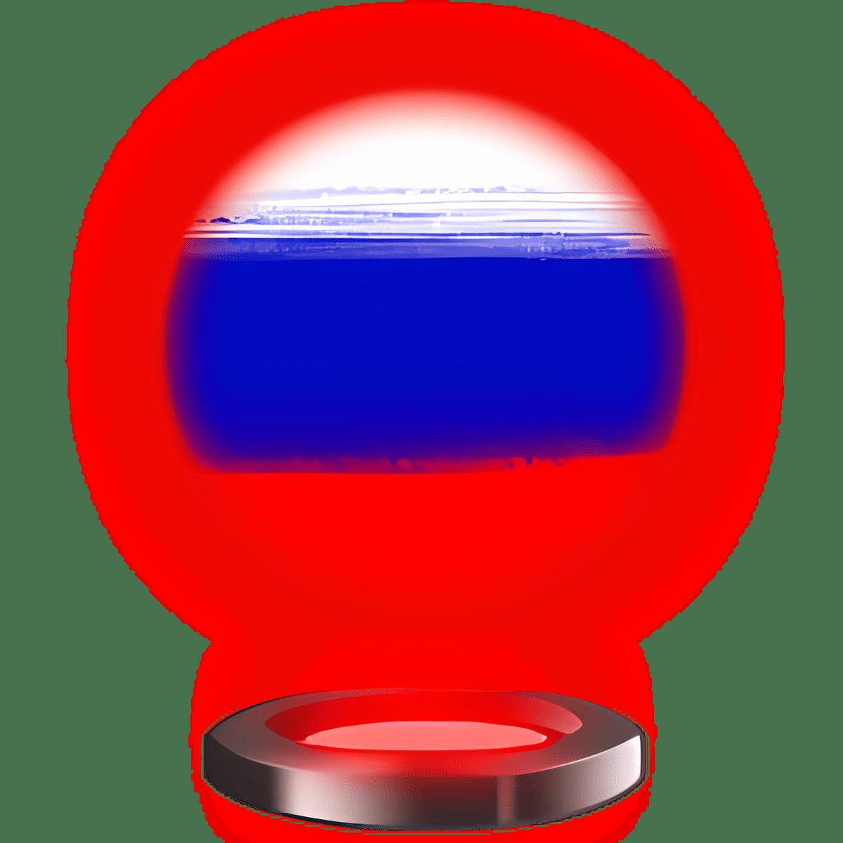 Teclado de Rusia