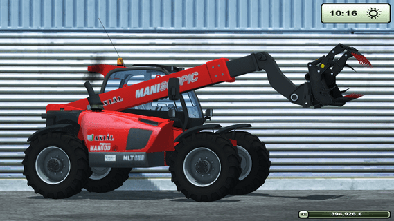 Farming Simulator: Manitou MLT 735