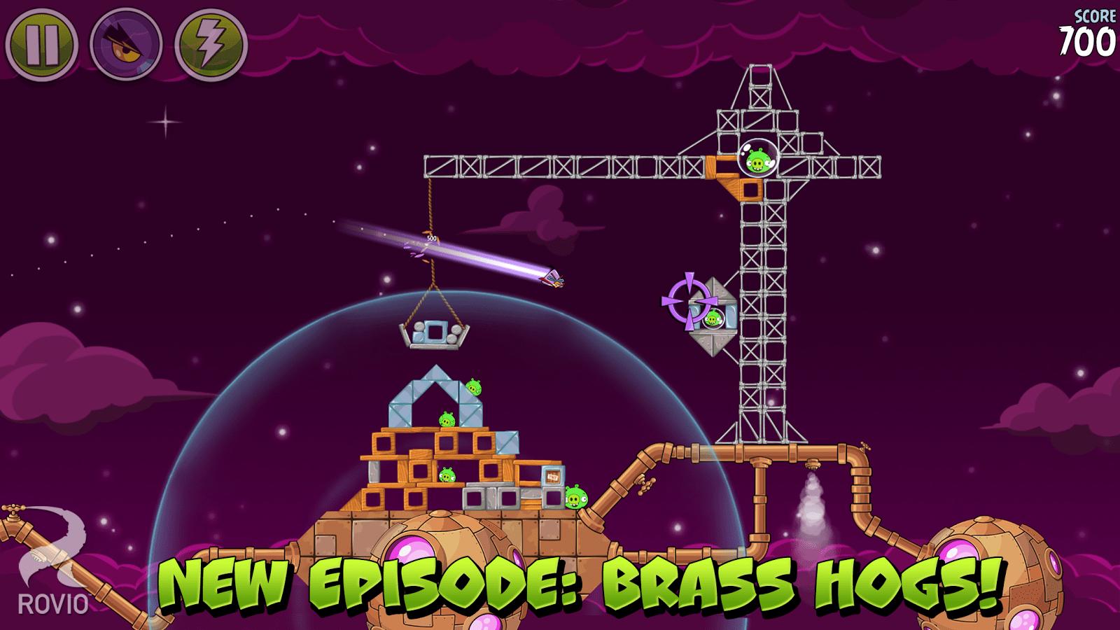 Angry Birds Space para Android - Descargar