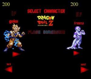 DragonBall Z Flash Dimension