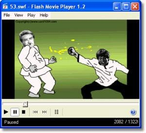 Flash Movie Player