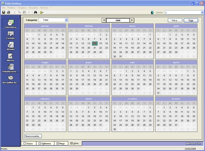 Palm Desktop 4.1.4 + HotSync 6.0.1