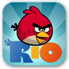Angry Birds Rio Wallpaper