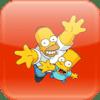 Homer e Bart Papel de Parede