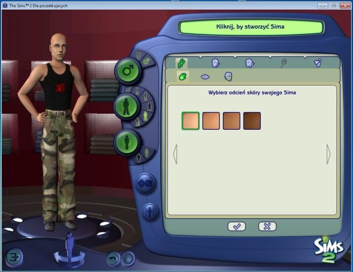 The Sims 2: Create a Sim