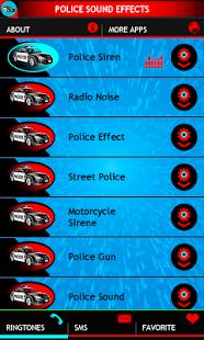 Efectos De Sonido De Policía