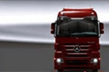 Euro Truck Simulator 2: Mercedes-Benz Ultimate Mod