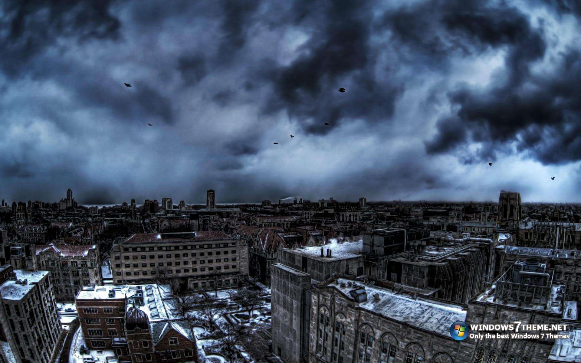 Storm Windows 7 Theme