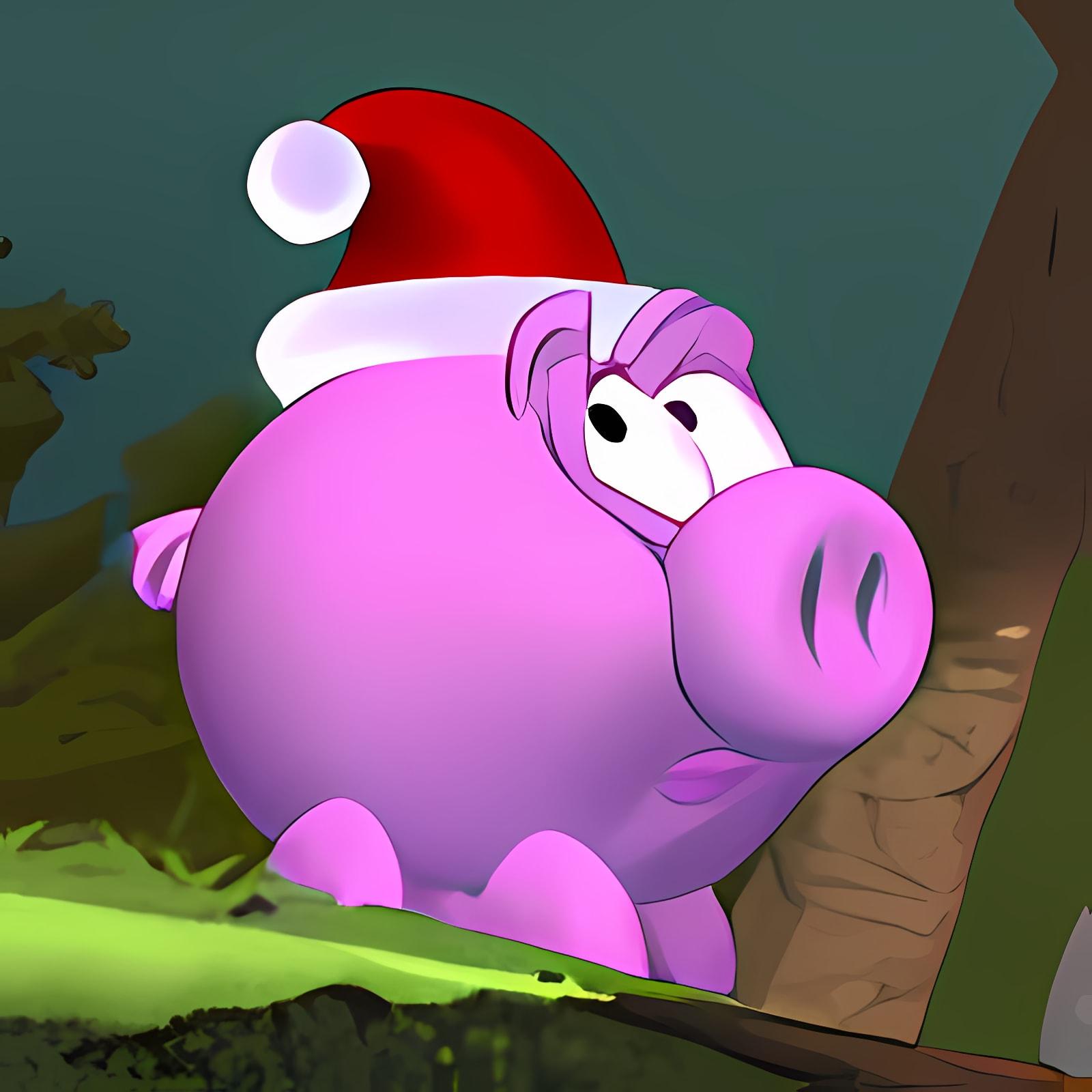 Piggly Christmas Edition
