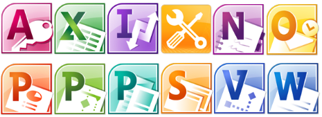 Microsoft Office 2010 IconPack