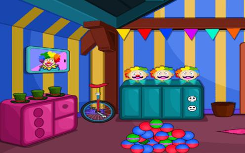 Escape Game-Clown Room