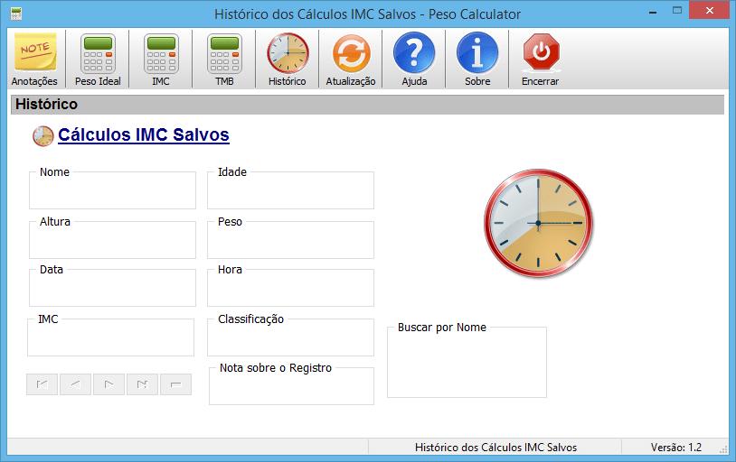 Peso Calculator