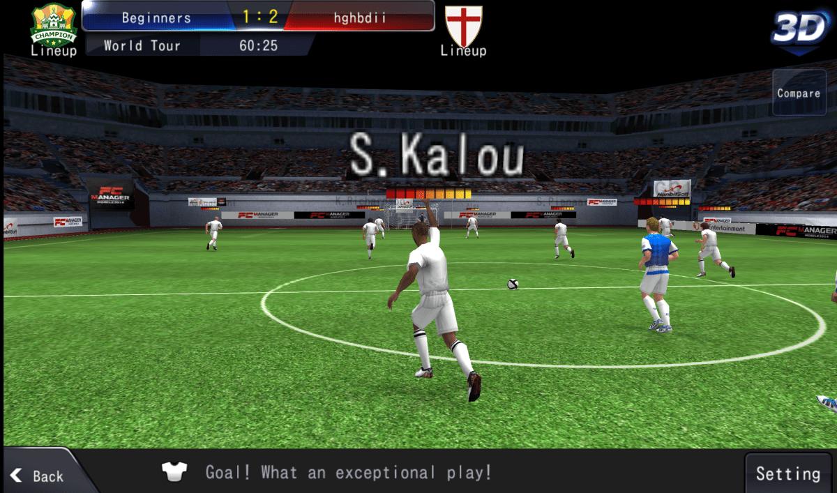 Manager Football Gratuit