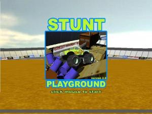 Stunt PlayGround
