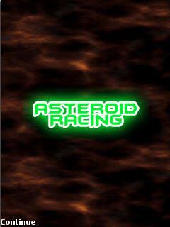 Asteroid Racing Free 1.0