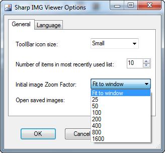 Sharp IMG Viewer