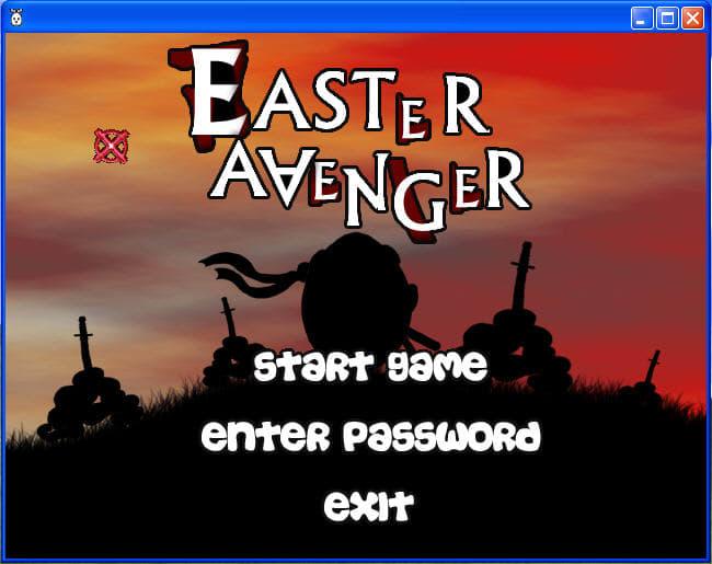 Easter Avenger