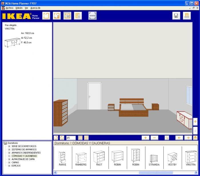 Descargar ikea home planner bedroom gratis ltima versi n for Ikea home planner italiano