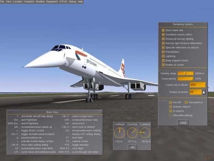 FlightGear 2.6.0.1