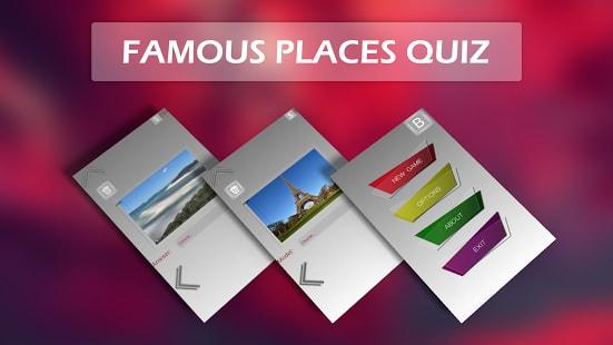 Famous Places Quiz