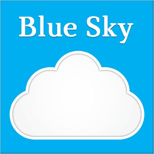 Blue Sky Keyboard