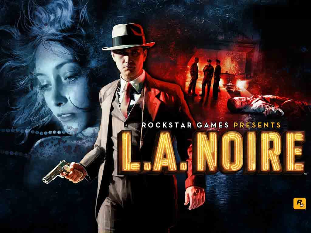 L.A. Noire Wallpaper pack