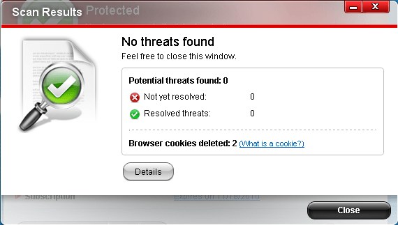 Trend Micro Titanium Security voor Netbooks