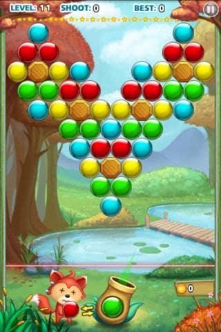Kostenloses Bubble Shooter
