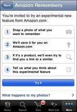 Amazon Mobile voor Tablet