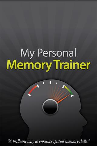 Memory Trainer 2.0
