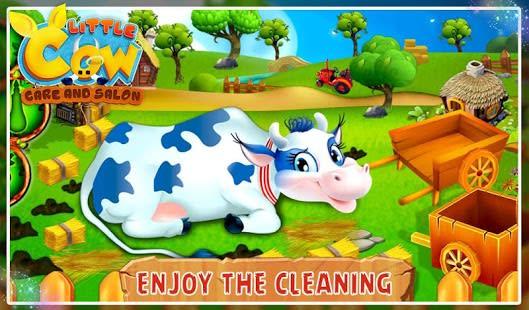 Cuidado Cow Little y Salon