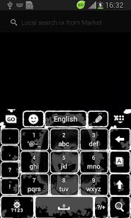 Antecedentes para el teclado