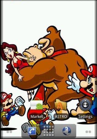 Super Mario Livewallpaper