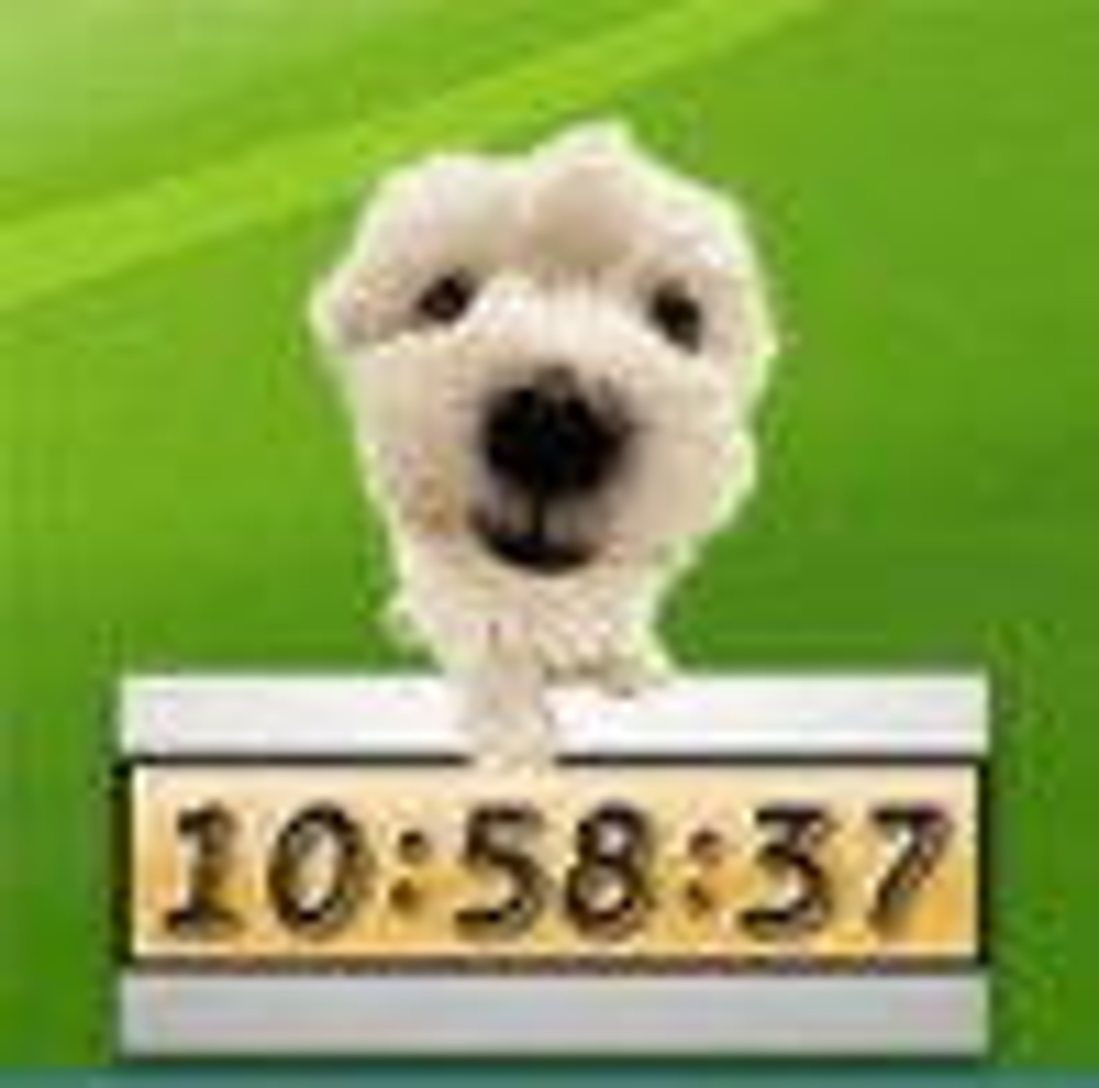 Desktop Pet Clock 1.14