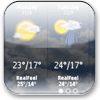 AccuWeather.com Widget 1.0 (S60 5th)