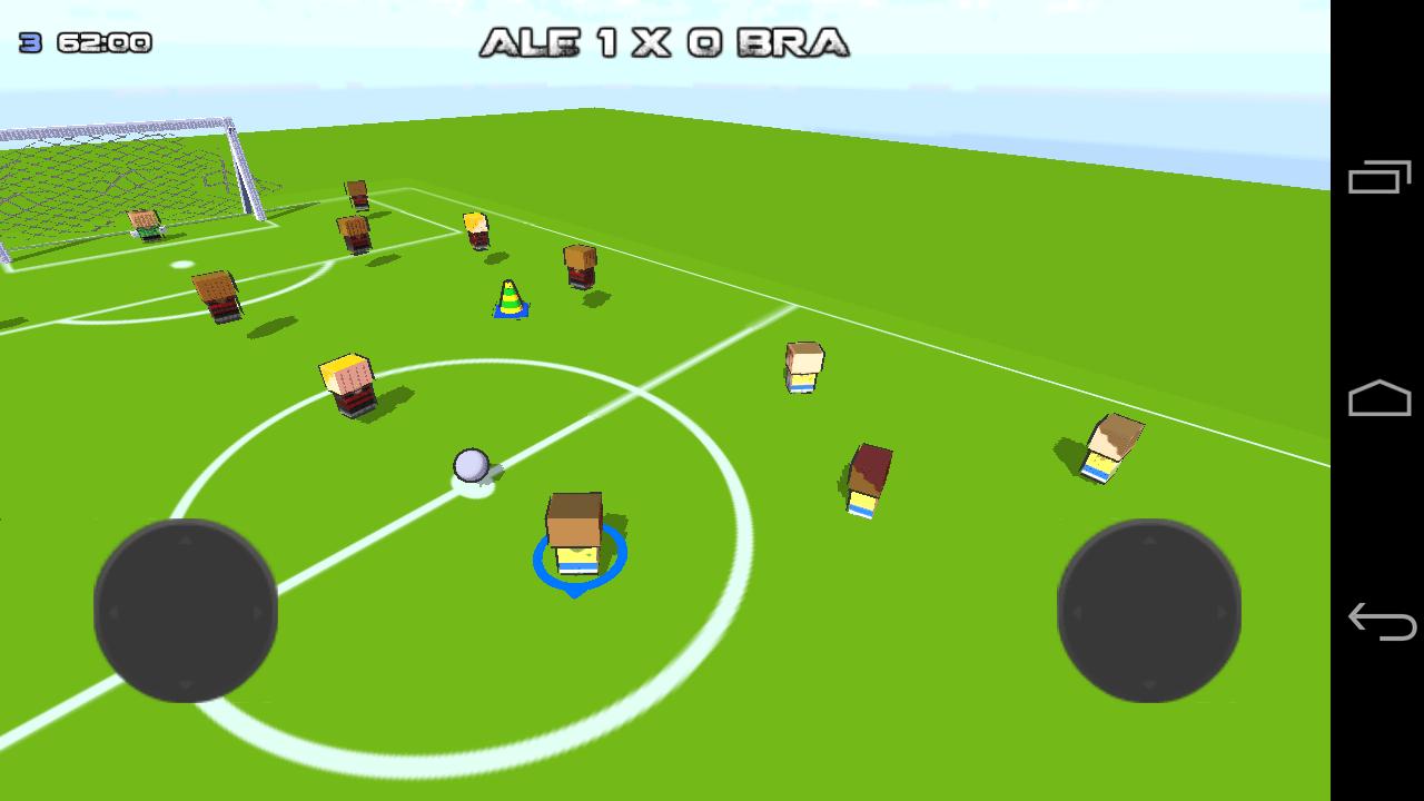 Gol da Alemanha Simulator