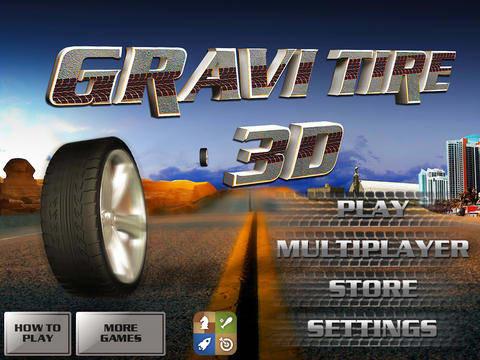 GraviTire 3D HD