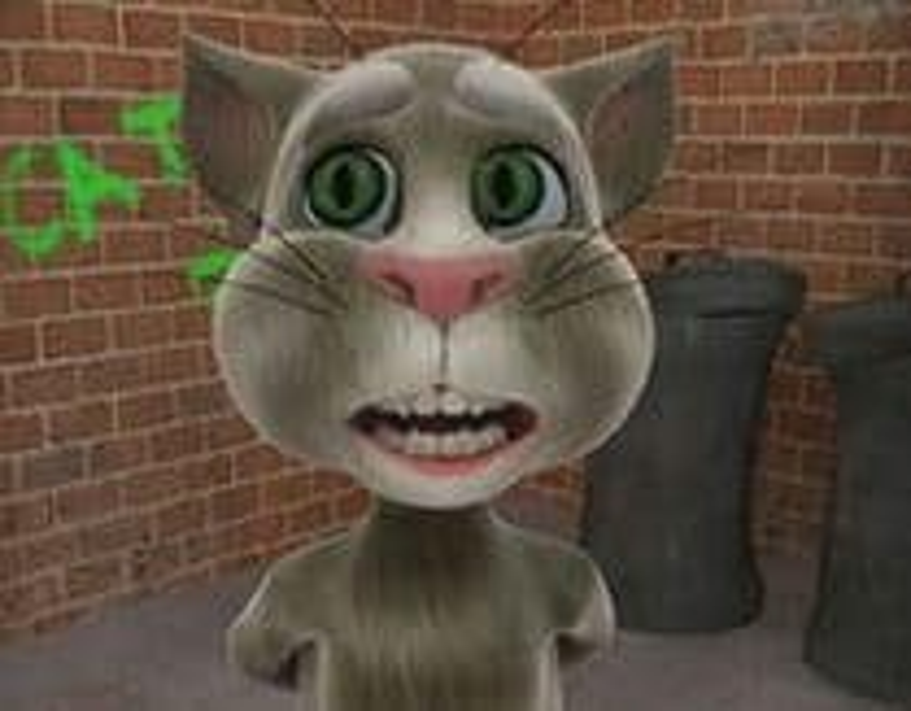 Talking Tom Cat na Windows 10
