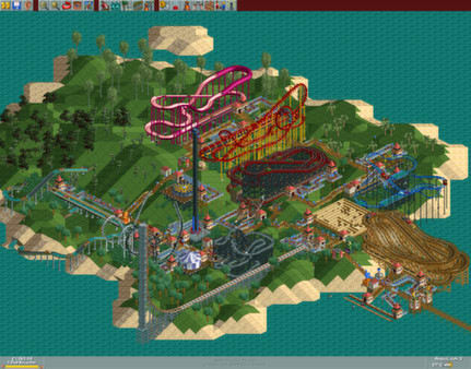 RollerCoaster Tycoon®: Deluxe