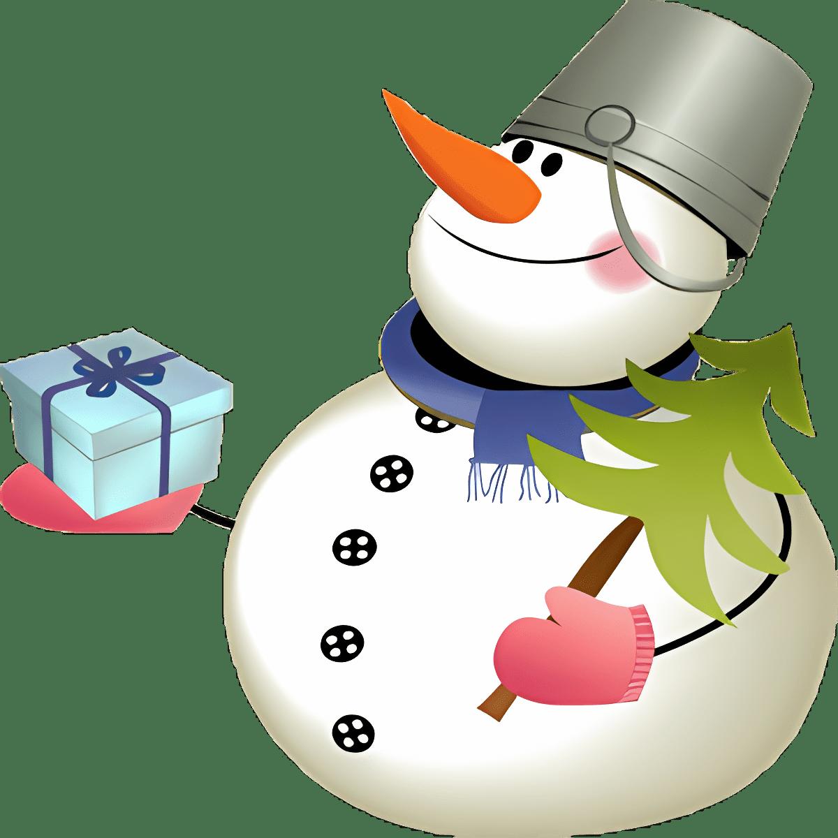 Colorear para Niños - Navidad