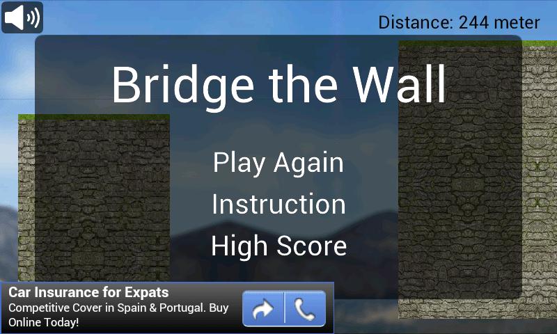 Bridge the Wall