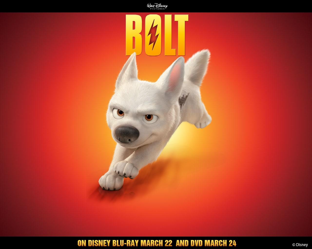 Tapeta Piorun (Bolt)